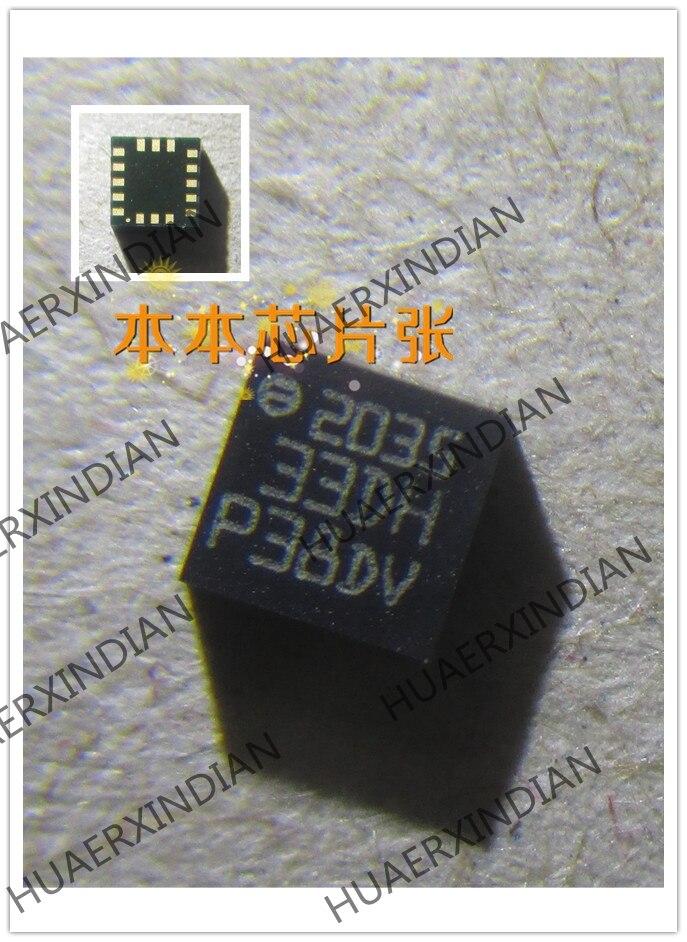 Новый LIS331DLHTR LIS331DLH 33DH LGA-16 высокое качество в наличии