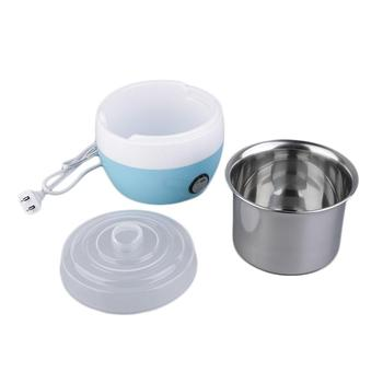 Electric Yogurt Maker Multifunction Automatic Plastic or Stainless Steel Liner Yogurt Maker Mini Automatic Home Yogurt Machine 1l automatic yogurt maker machine household electric diy yogurt tool kitchen appliance kitchen appliance 220v