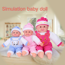 50cm Baby Silicone Dolls Silicone Reborn Baby Dolls Simulation Baby Soft Doll Toys Rubber Reborn Toddlers Toys For Children 50cm reborn babies dolls toys for children soft cloth body silicone vinyl newborn baby dolls high quality doll toys xmas gift