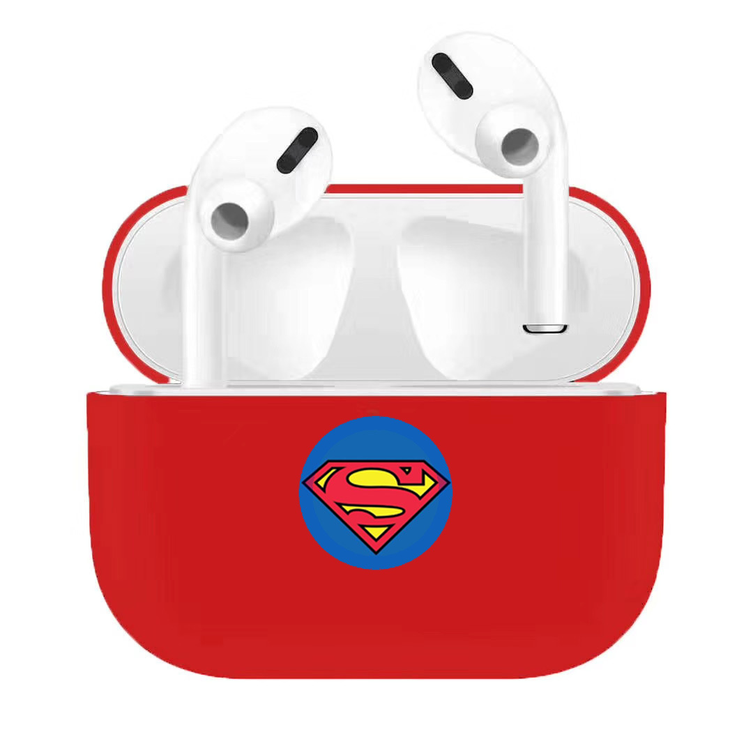 Super Hero Silicone Case for AirPods Pro 33