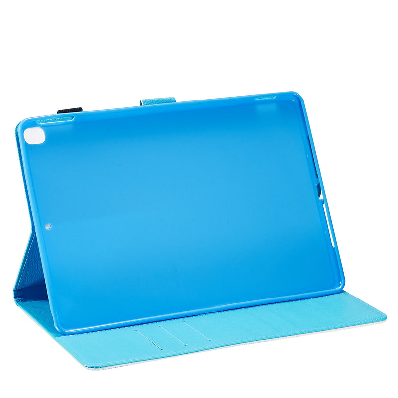 Cover Smart For Funda Skin 10.2 Case 2019 iPad A2200 A2232 Generation iPad for 7th Apple