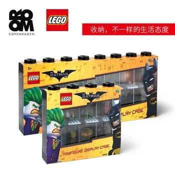 LEGO комната дома Бэтмен фильм серии мальчик Бэтмен фильм кукла игрушка коробка для хранения дисплей