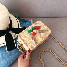 Women Bag Straw Luxury Handbags Bags Designer Womens Shoulder Crossbody Small