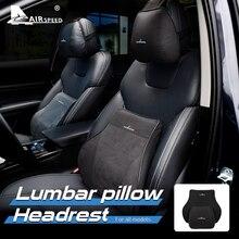 سيارة مقعد رئيس وسادة وسادة العنق مسند الرأس ل BMW ///M 1 2 3 4 5 6 سلسلة X1 X2 X3 X4 X5 X6 X7 E92 E90 F30 F10 G20 G30 الإكسسوارات