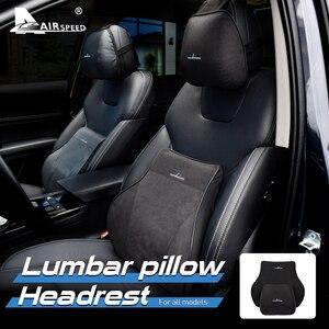 Zagłówek fotelika samochodowego poduszka zagłówek zagłówek dla BMW ///M 1 2 3 4 5 6 seria X1 X2 X3 X4 X5 X6 X7 E92 E90 F30 F10 G20 G30 akcesoria
