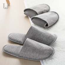 Xiaomi Jordan&Judy Cotton Portable Travel Slippers Foldable Non-slip Flip Flop Leather Light and breathable Warm