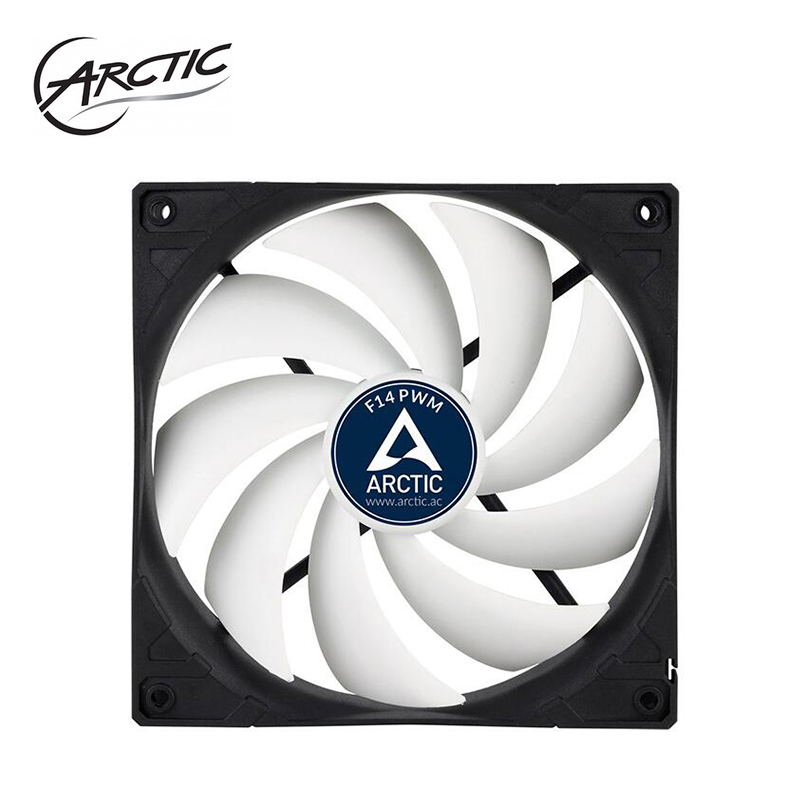 F14 PWM REV.2 ARCTIC CPU Radiator/Computer Case 14cm Fan 4pin PMW Temperature Control /4pin Adjust 140mm Watercooling Fans