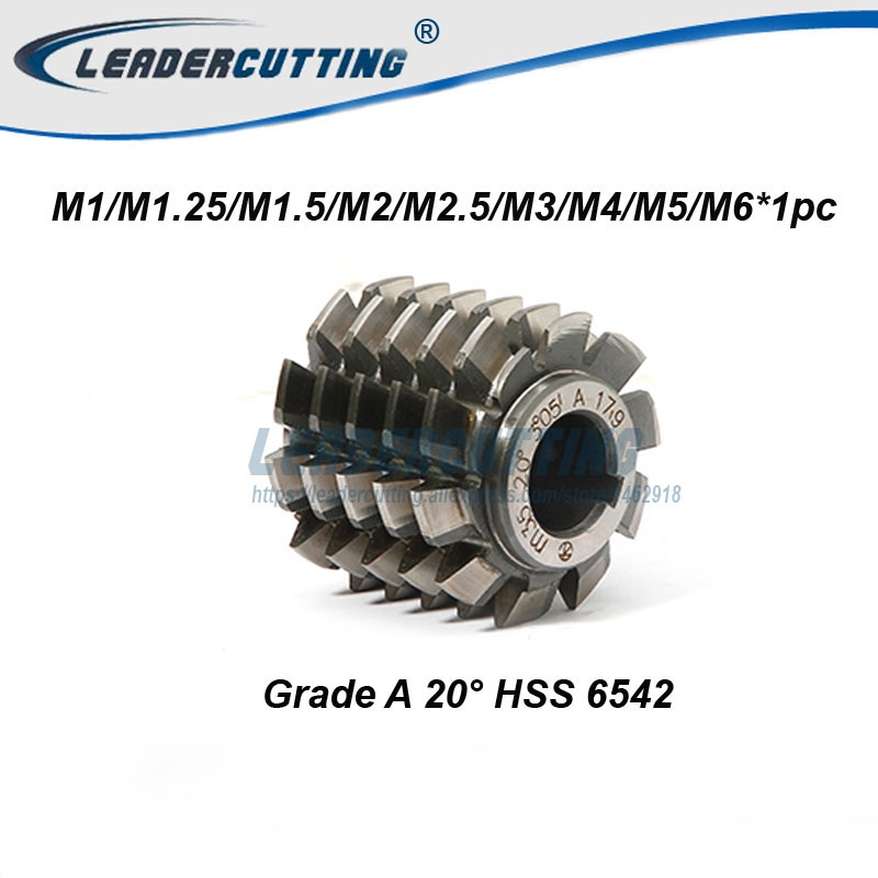 M/_M/_S DP12 PA20 Gear Hob Cutter