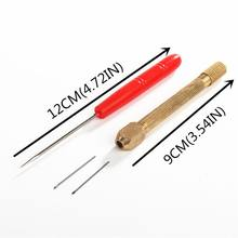 1 Set Diy Pop Haar Tol Set 0.6/0.8 Mm Pop Haar Wroeten Reroot Rehair Tool C6UF(China)