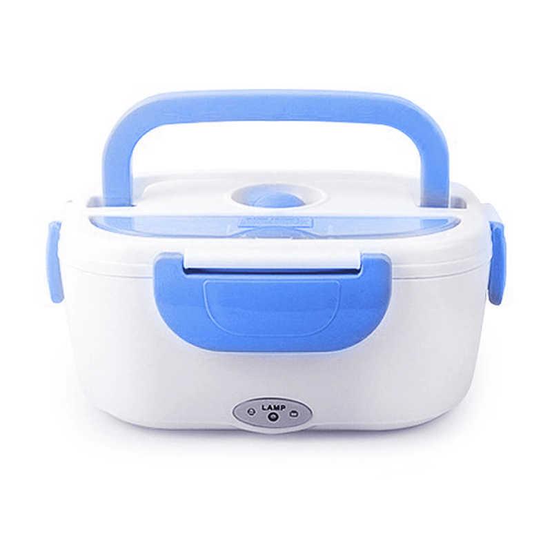 TENBROMAN Elektrische Heizung Zu Hause & Auto 12V 220V Plug-in Lunch-boxen Lebensmittel Container Tragbare Gericht Bento box