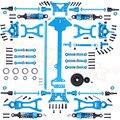 1 Set Komplett Upgrade Teile Kit Für Wltoys A959 Vortex 1/18 2 4G 4WD Elektrische RC Auto Off Road buggy Hop Up Fit A969 a979-in Teile & Zubehör aus Spielzeug und Hobbys bei