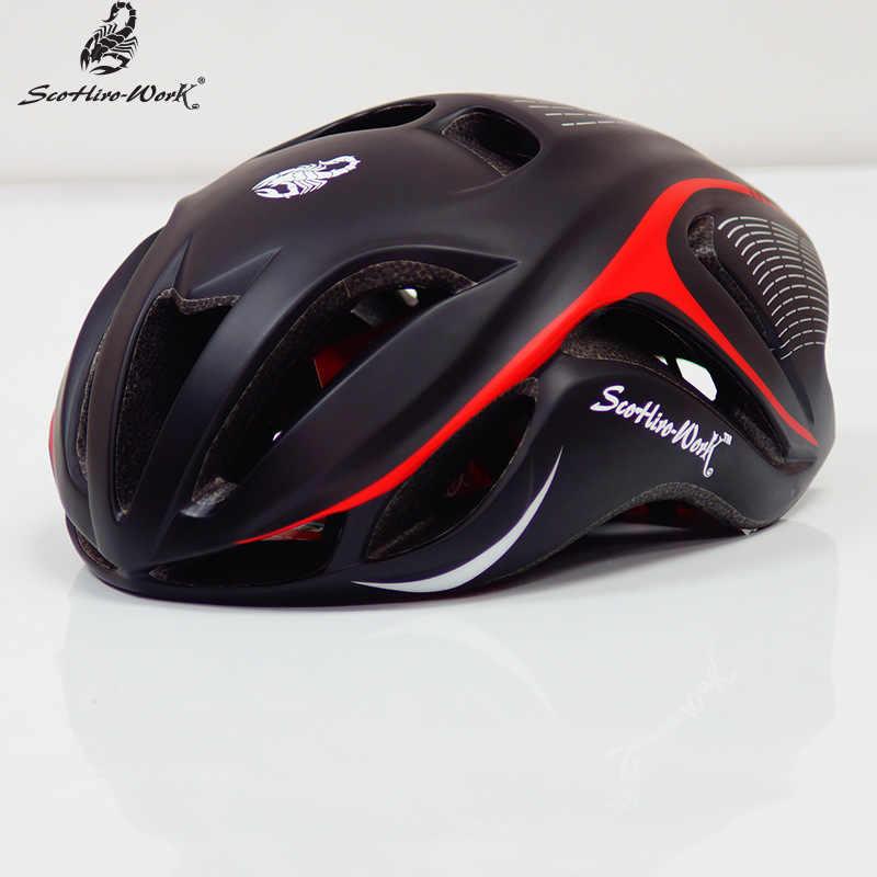خوذة دراجة سلامة متكاملة ، خوذة دراجة هوائية رياضية للطرق الجبلية الترياتلون ، خوذة هوائية سريعة 2019 للدراجات الجبلية ، خوذة دراجة هوائية سريعة
