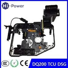 الأصلي DQ200 0AM DSG OAM927769D اختبار وحدة تحكم الإرسال (تحتاج رقم VIN) TCU TCM نقل الإسكان 0AM325066AC