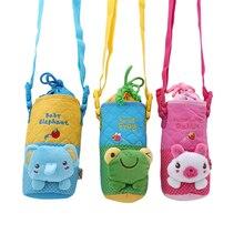 Детская изоляционная сумка, Детская Студенческая Термосумка с объемным рисунком из мультфильма, Детская Бутылочка-термос, держатели, сумки для хранения, изоляционные
