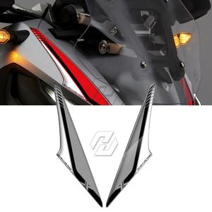 Image 1 - Para honda X ADV 750 xadv 2017 2020 scooter frente carenagem adesivo