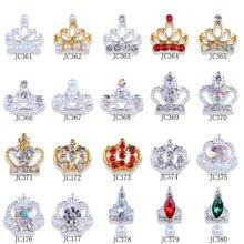 20 видов стилей 100 шт украшения для ногтей ложные Драгоценности