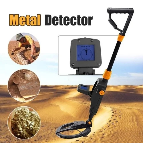 MD-1008A Kid Metal Detector Underground Beach Searching Gold Finder Treasure Digger Kit Hunter Mine Scanner Search Outdoor Tool