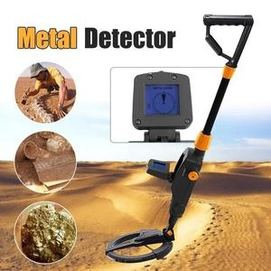 Metal-Detector MD-1008A Treasure-Digger-Kit Gold-Finder Hunter-Mine-Scanner Outdoor-Tool