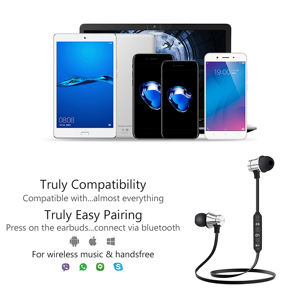 2020 New Wireless Bluetooth Earphones Sport Magnetic Stereo Earpiece Fone De Ouvido For IPhone Xiaomi Huawei Honor Samsung Redmi H78d4022c1750474caead5d5d8cc69188A