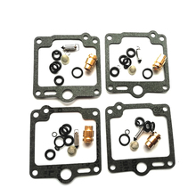 4 sets/lot Carburetor repair kits for Yamaha XJ700 MAXIM X XJ750 FJ1100 FJ1200