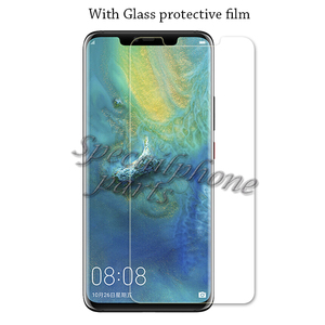 Image 2 - Super AMOLED For Huawei Mate 20 Pro LCD Display Touch Screen Digitizer Assembly Repair Mate 20 pro LCD With frame With fingerpri