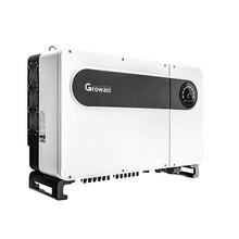 цена на Growatt Inverter Solar Inverter 60KW KVA 70KW 80KW 380V MPPT Pure Sine Wave Grid Tie Inverter On Grid System For Factory Mall