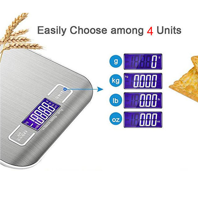 High Precision Electronic Kitchen Scale 1