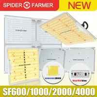 SF 1000W 2000W 4000W Volle Geführte spektrum Wachsen Licht Spinne Farmer Samsung Lm301B Meanwell Fahrer quantum bord blume Pflanze
