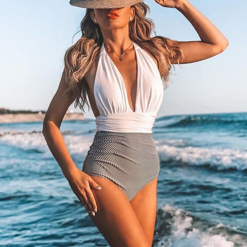 Plus size bikini feminino 2021 sexy banho push up maiô cintura alta conjunto de biquíni brasileiro beachwear