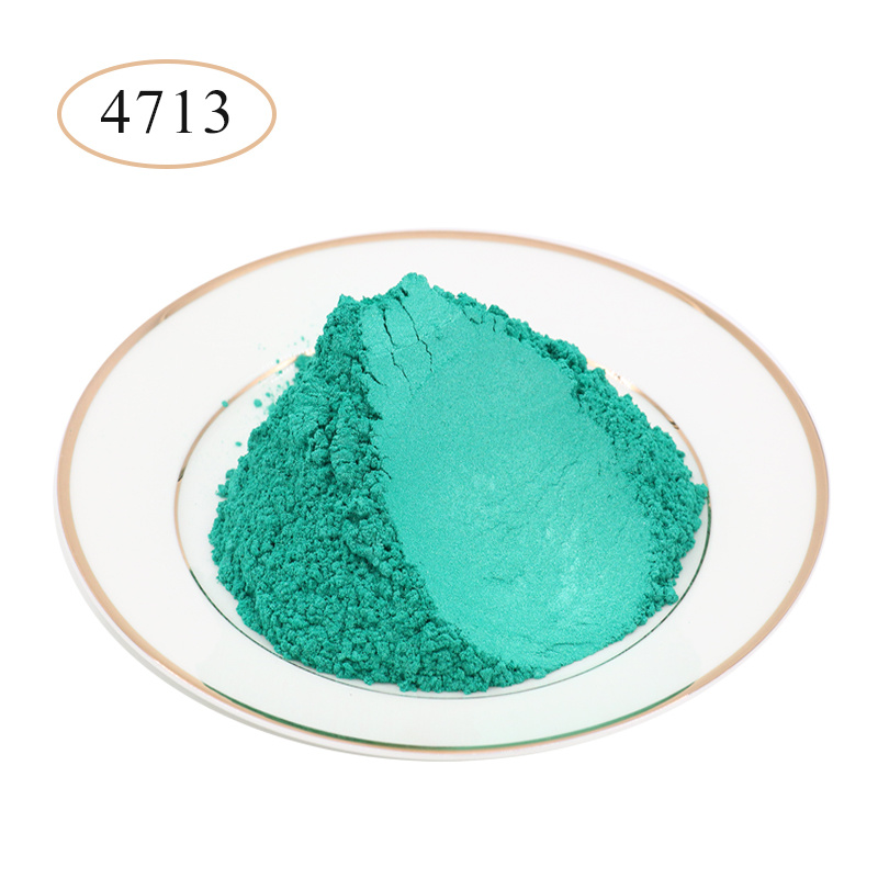 Type 4713 Pearl Powder Pigment   Mineral Mica Powder DIY Dye Colorant For Soap Automotive Art Crafts Mica Pearl Powder 10g/50g