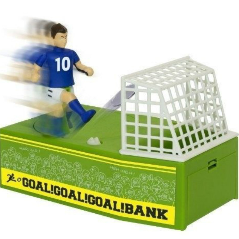 Creative Football Piggy Bank Electronic Toy Football Goal Coin Bank Kids Toy for Children Gift