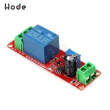 Релейный модуль переключателя с регулируемой задержкой таймера