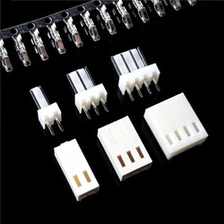10 наборов KF2510 разъем комплект 2,54 мм шаг 2/3/4/5/6/7/8/9/10/11/12P разъем + Прямые булавки + терминал