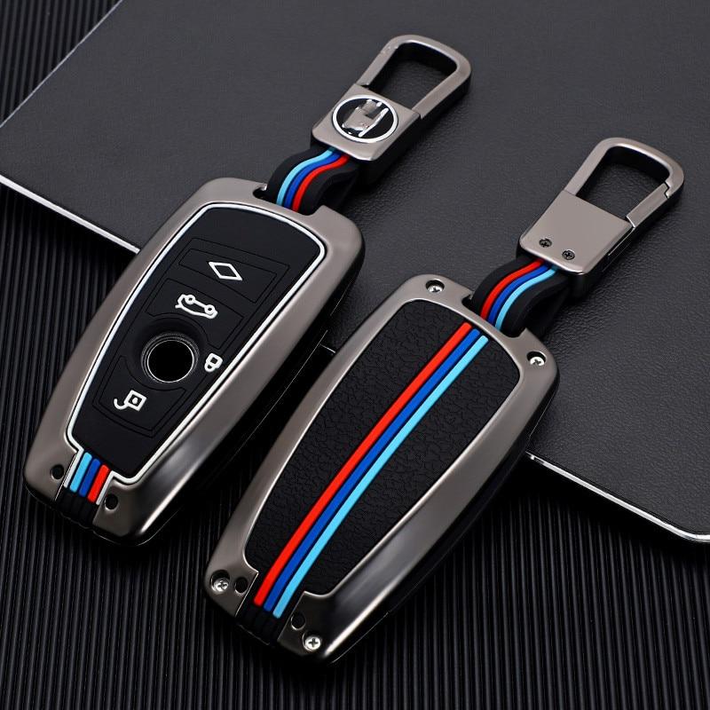 Car Key Case Cover Key Bag For Bmw F20 F30 G20 f31 F34 F10 G30 F11 X3 F25 X4 I3 M3 M4 1 3 5 Series Accessories Car-Styling
