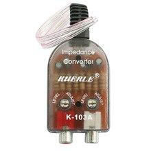 12V Car Audio Car Stereo Radio Converter