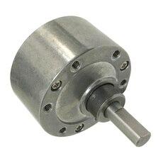 6V 12V 24V DC мотор-редуктор коробка передач с ультратонкой оправой 37 мм Диаметр с металлическими шестернями Реверсивный Применение для 550/520/3530/3428/545/540 DC мотор-редуктор