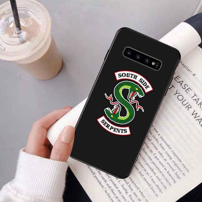 Amerika TV Riverdale, cole Sprouse untuk Samsung S9 Plus S5 S6 Edge Plus S7 Edge S8 Plus S10 E S10 plus