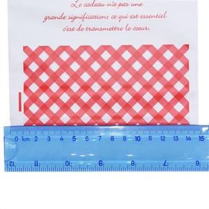 Image 5 - 5 шт., мешок конфет с Рождеством, пластиковые пакеты на шнурке, шелковая лента для дня рождения, свадьбы, вечеринки, декоративные Детские упаковочные материалы для подарков