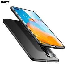 ESR Phone Case For Huawei P40/P40 Pro P30/P20/P10 Lite Pro Honor V30/V20 Pro Mate 30/20/10 9X Pro Matte Feel PC Business Case esr phone case for 2020 huawei p40 p40 pro p30 mate 30 pro honor v30 v30 pro soft tpu plating frame bumper case