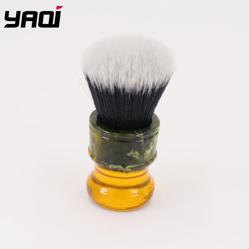 Yaqi Shave-Brushes Tuxedo Defect-Handle Familia 24MM Wet Sagrada Fan-Shape Men