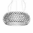 Moderna lampada A sospensione Luce Del Pendente di vetro in acciaio inox R7S lampadina luce lampada a sospensione soggiorno sala da pranzo luci Decorative