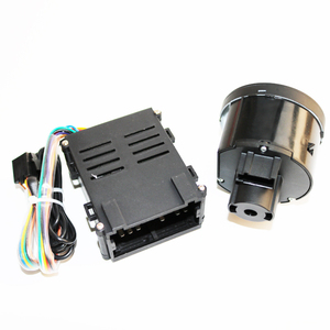Image 3 - ELISHASTAR Auto Light Sensor With Headlight Switch Leaving Home Coming Home Function For  Polo Golf 4 Passat B5 5ND941431B