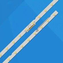 ใหม่28LED LED BacklightสำหรับSamsung UE43NU7100U AOT_43_NU7100F UE43NU7120U UE43NU7170U BN96 45954A UE43NU7100
