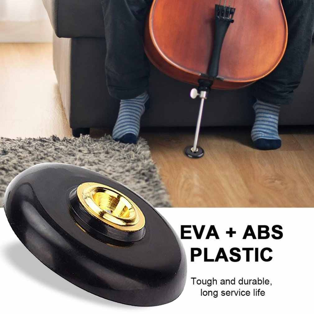 צ 'לו סוף פין החלקה מחצלת פקק מחזיק נייד צ' לו משטח רצפת מגן עם מתכת עין צ 'לו מכשיר אבזרים