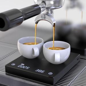 timemore coffee scale for pour over coffee & espresso machine 2kg(China)