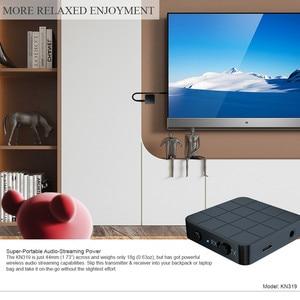 Image 3 - Bluetooth 5.0 משדר מקלט RCA אלחוטי מתאם סטריאו אודיו 3.5mm Aux שקע מתאמים עבור טלוויזיה לרכב עם שליטה כפתור