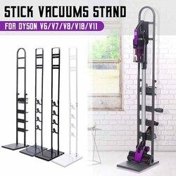 Soporte de suelo Stick aspirador, 1 Uds. Para Dyson V6 V7 V8 V10 V11, accesorios para aspiradoras, organizador de almacenamiento hogareño