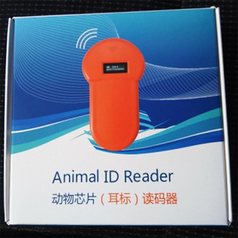 Top SaleScanner Microchip Pet-Id-Reader General-Application Dog USB Digital for Handheld Rechargeable