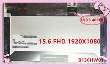 Бесплатная доставка LP156WF1 TLB2 TL F3 F4 LP156WF2 TLA1 TLB1 LTN156HT01 LTN156HT02 B156HW01 V.5 B156HW01 V.0 15.6LED 1920X1080 40PIN FHD
