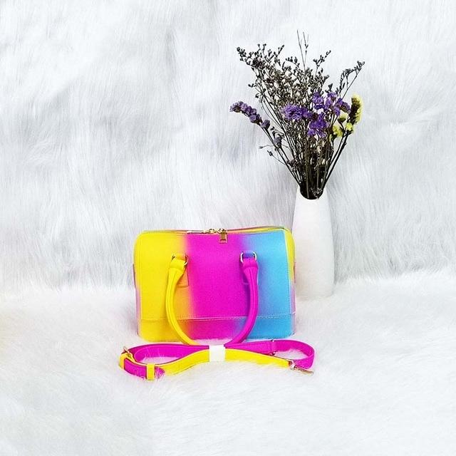 Фото gw 2020 летняя горячая распродажа модная сумка тоут матовая